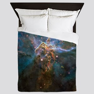 MYSTIC MOUNTAIN Queen Duvet